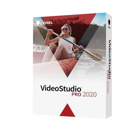 VideoStudio 2020 Pro ML EU EN/FR/IT/DE/NL - BOX, VS2020PMLMBEU