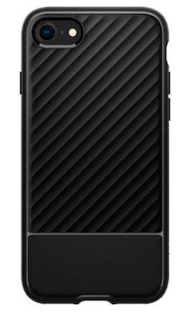 Spigen Core Armor odolný kryt Apple iPhone SE (2020)/8/7 černý