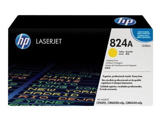 HP zobrazovací válec žlutý, CB386A, CB386A
