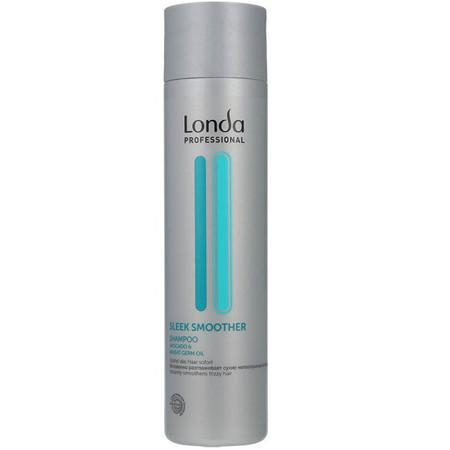 Londa Professional Šampon pro nepoddajné vlasy Sleek Smoother (Shampoo) 250 ml