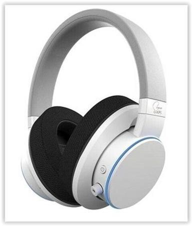 CREATIVE sluchátka SXFI AIR sluchátka bílá BLUETOOTH bezdrátová, USB (sluchátka s mikrofonem)