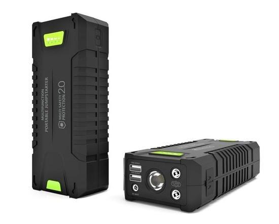 VIKING Car Jump Starter ZULU 20 20000mAh, Startovací zdroje pro vozidla, Notebook powerbank
