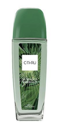 C-THRU Luminous Emerald - deodorant s rozprašovačem 75 ml