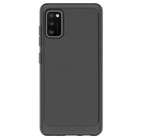 Samsung Poloprůhledný kryt pro Galaxy A41 Black