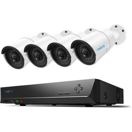Reolink RLK8-410B4-5MP Super HD kamerový set