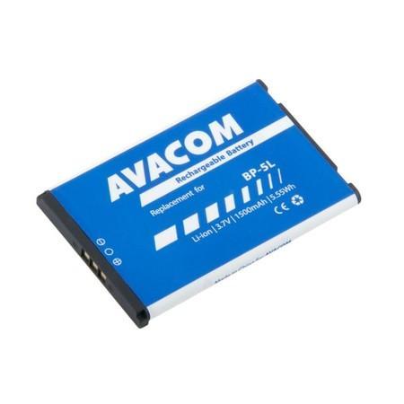 Baterie Avacom pro Nokia 9500, E61 Li-Ion 3,7V 1500mAh