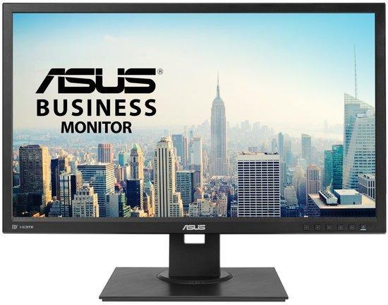 "24"" LED ASUS BE249QLBH - Full HD, 16:9, IPS, HDMI, DP, USB, repro, 90LM01V1-B01370"