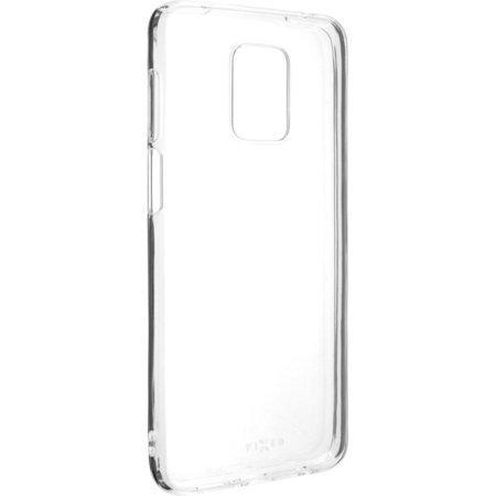 FIXED Skin ultratenké TPU pouzdro 0,6 mm Xiaomi Redmi Note 9 Pro čiré