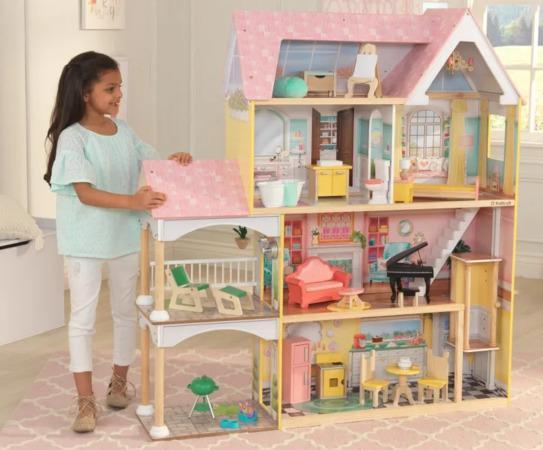 KIDKRAFT Domeček pro panenky Lola Mansion