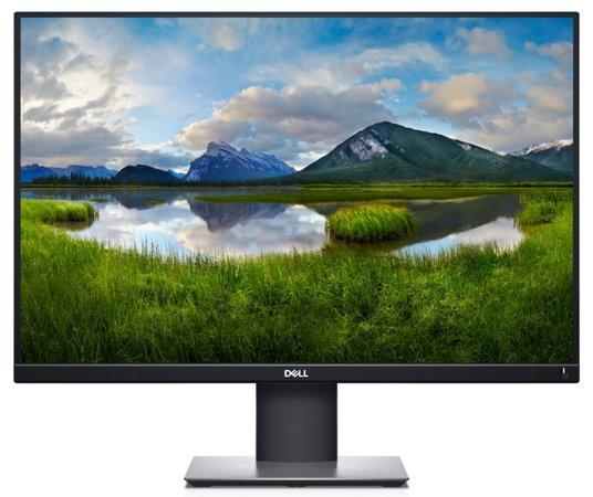 "Dell P2421 24"" wide/8ms/1000:1/1920x1200/DVI/HDMI/DP/VGA/USB/IPS panel/cerny, 210-AWLE"