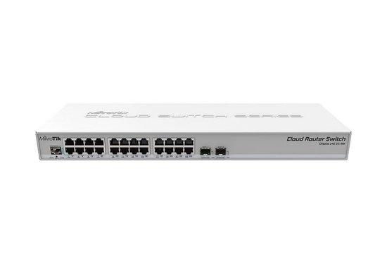 MikroTik Cloud Router Switch CRS326-24G-2S+IN, CRS326-24G-2S+IN