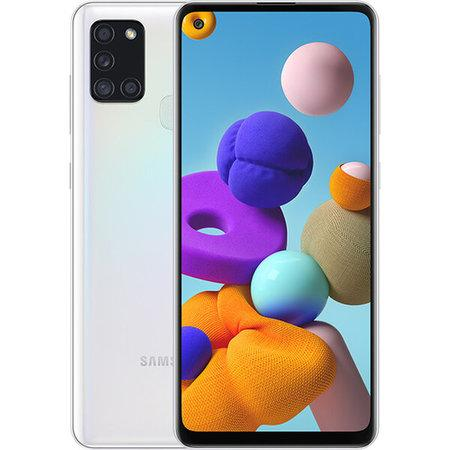 Samsung Galaxy A21s 3GB/32GB bílý