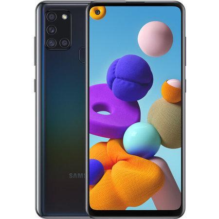 Samsung Galaxy A21s 3GB/32GB černý