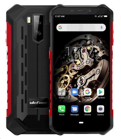 UleFone Armor X5 2020 3GB/32GB červený