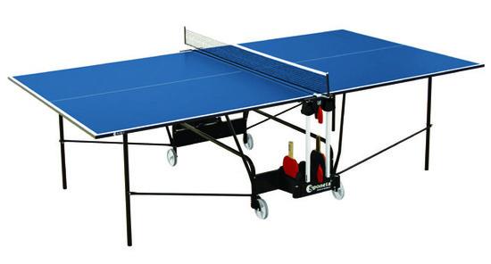 Sponeta S1-73e pingpongový stůl venkovní modrý, modrá