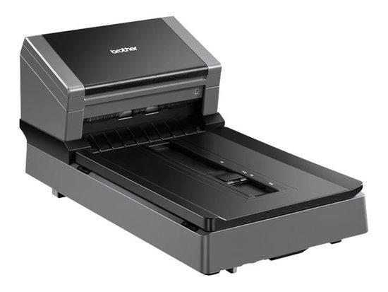 Brother PDS-5000F vysokorychlostní oboustranný skener dokumentů 60ppm, LCD, USB 3.0, PDS5000FZ1