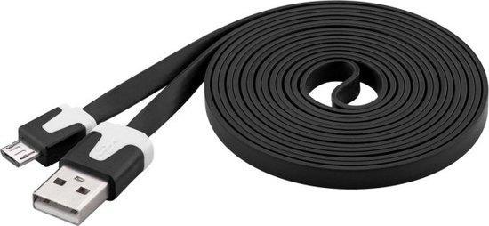PremiumCord ku2m2fp2 micro USB 2.0, A-B, 2m, černý