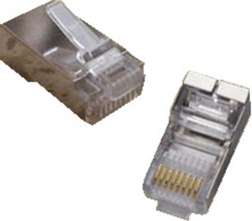 STP konektor OPTIX 8P8C cat.5e Lanko bal.100ks, 859558905123