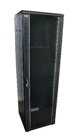 19` OCRACK OCC-30U-61SBK rozvaděč stojanový 30U/600x1000 skleněné dveře