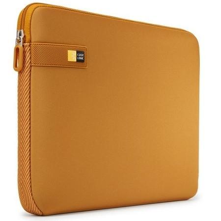 """Pouzdro na notebook Case Logic LAPS114B pro 14"""" - hnědé,"""