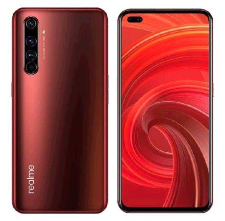 Realme X50 PRO 12GB+256GB 5G Rust Red
