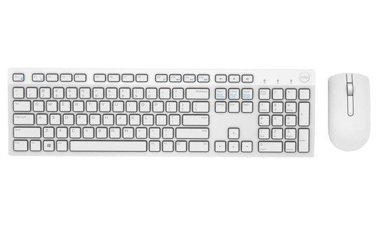 DELL KM636 bezdrátová klávesnice a myš/ UK/ QUERTY/ bílá, 580-ADFP