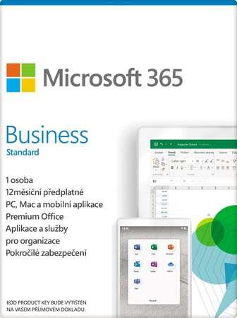 ESD O365 Business Standard Mac/Win All Lng 1YR