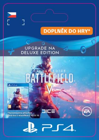 ESD CZ PS4 - Battlefield™ V Deluxe Edition Upgrade