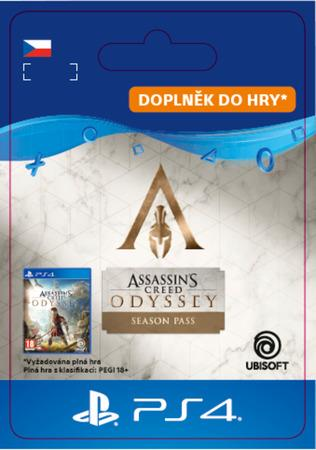 ESD CZ PS4 - Assassin`s Creed Odyssey - Season Pass