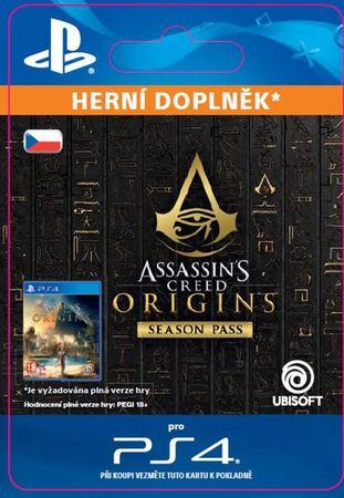 ESD CZ PS4 - Assassin`s Creed® Origins - Season Pass