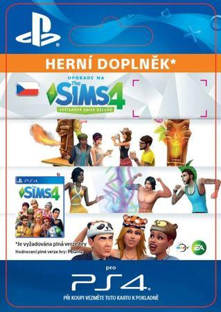 ESD CZ PS4 - The Sims™ 4 Deluxe Party Ed. Upgrade