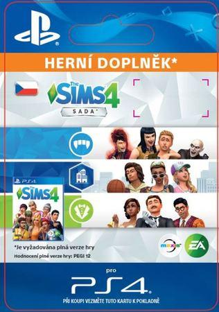ESD CZ PS4 - The Sims™ 4 Bundle