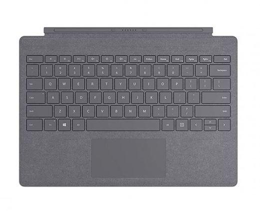 Microsoft Surface Pro Signature Type Cover (Charcoal), Commercial, ENG