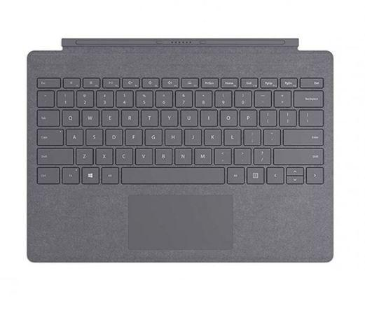 Microsoft Surface Pro Signature Type Cover (Charcoal), Commercial, CZ&SK