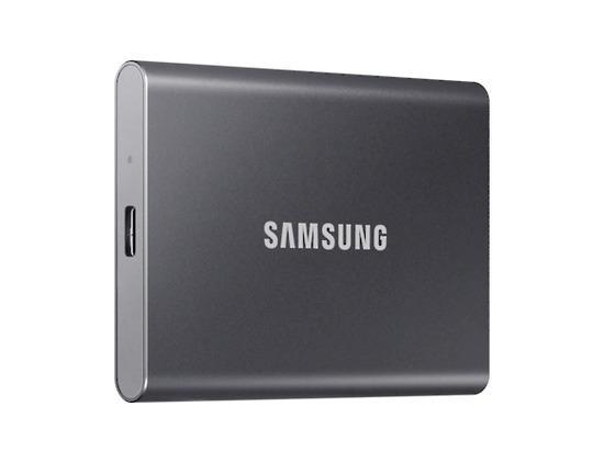 "Samsung externí SSD 500GB 2,5"" / USB 3.2/ Šedý"
