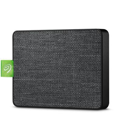 Ext. SSD Seagate Ultra Touch SSD 500GB černá, STJW500401