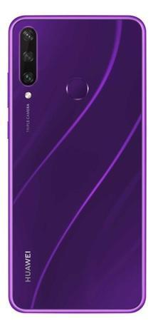 HUAWEI Y6P Phantom Purple