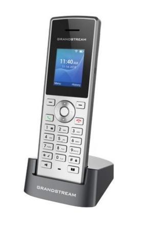 """Grandstream WP810 SIP WiFi telefon, 2,4"""" bar. displ., 2SIP úč., video, BT, Micro USB, Handover, WP810"""