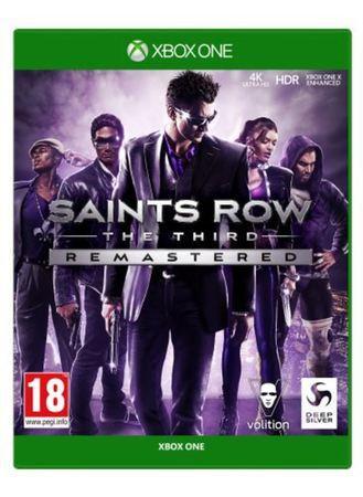 XONE - Saints Row: The Third - Remastered