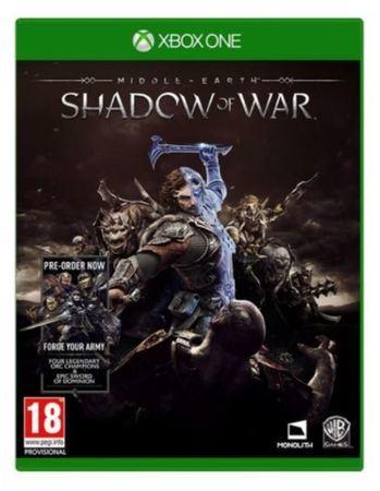 Hra Warner Bros Xbox One Middle-earth: Shadow of War