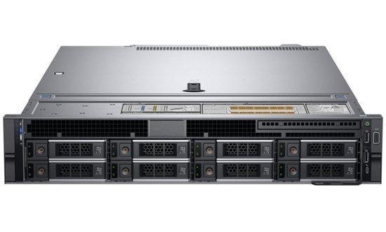 """DELL PowerEdge R540/ 8x3,5""""/ 1x Xeon 4210/ 16GB/ 1x 480GB SSD/ H330/ 2x 750W/ iDRAC 9 Exp./ 2U/ 3Y Basic on-site, TPP50"""