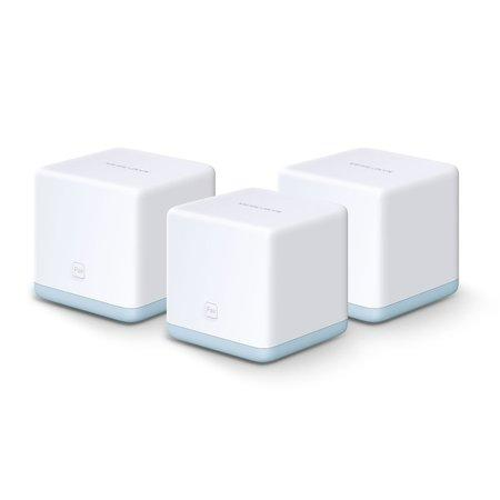WiFi router TP-Link Halo S12(3-pack) 2x LAN/ 300Mbps 2,4GHz/ 867Mbps 5GHz, Halo S12(3-pack)