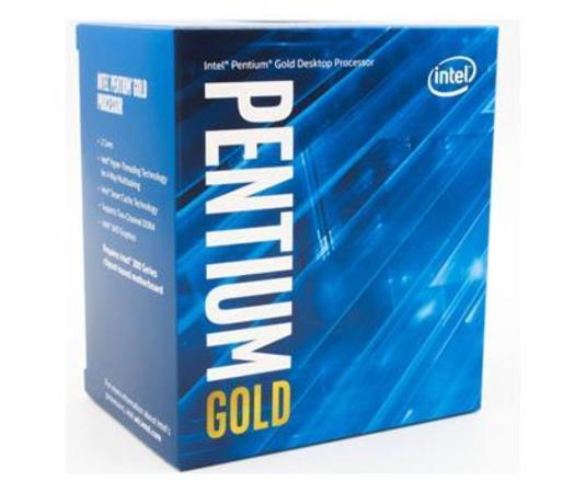 INTEL Pentium G6600 4.2GHz/2core/4MB/LGA1200/Graphics/Comet Lake, BX80701G6600