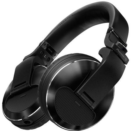Sluchátka Pioneer DJ HDJ-X10-K - černá