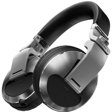 Sluchátka Pioneer DJ HDJ-X10-S - stříbrná