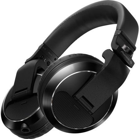 Sluchátka Pioneer DJ HDJ-X7-K - černá