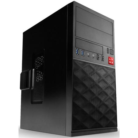 Počítač Lynx Office i7-10700, 8GB, 480GB, DVD±R/RW, Win10 Pro
