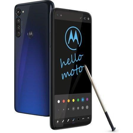 Motorola Moto G Pro 4+128GB DS gsm tel. Graphene Blue