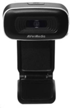 AVERMEDIA HD Webcam 310X, Full HD 1080p, 61PW310O00AB