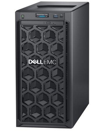 DELL PowerEdge T140/ Xeon E-2224/ 16GB/ 2x 4TB 7.2k NLSAS/ H330+/ DVDRW/ 2x GLAN/ iDRAC 9 Basic/ 3Y Basic on-site, YN5F0